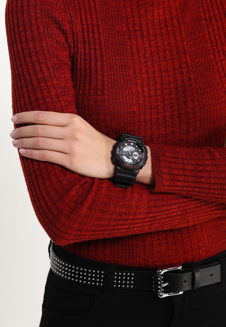Мужские часы Casio GA-110-1A: изображение 9