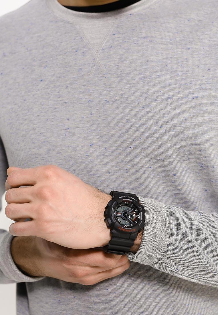 Мужские часы Casio GA-110-1A: изображение 10