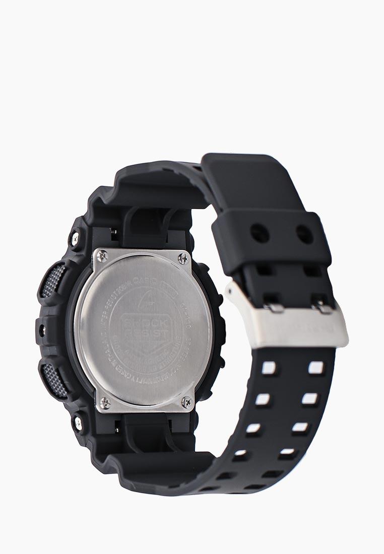 Мужские часы Casio GA-110-1B: изображение 8