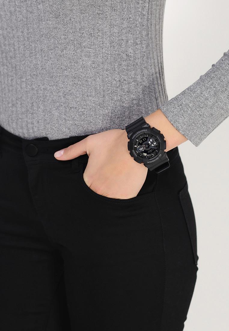 Мужские часы Casio GA-110-1B: изображение 9