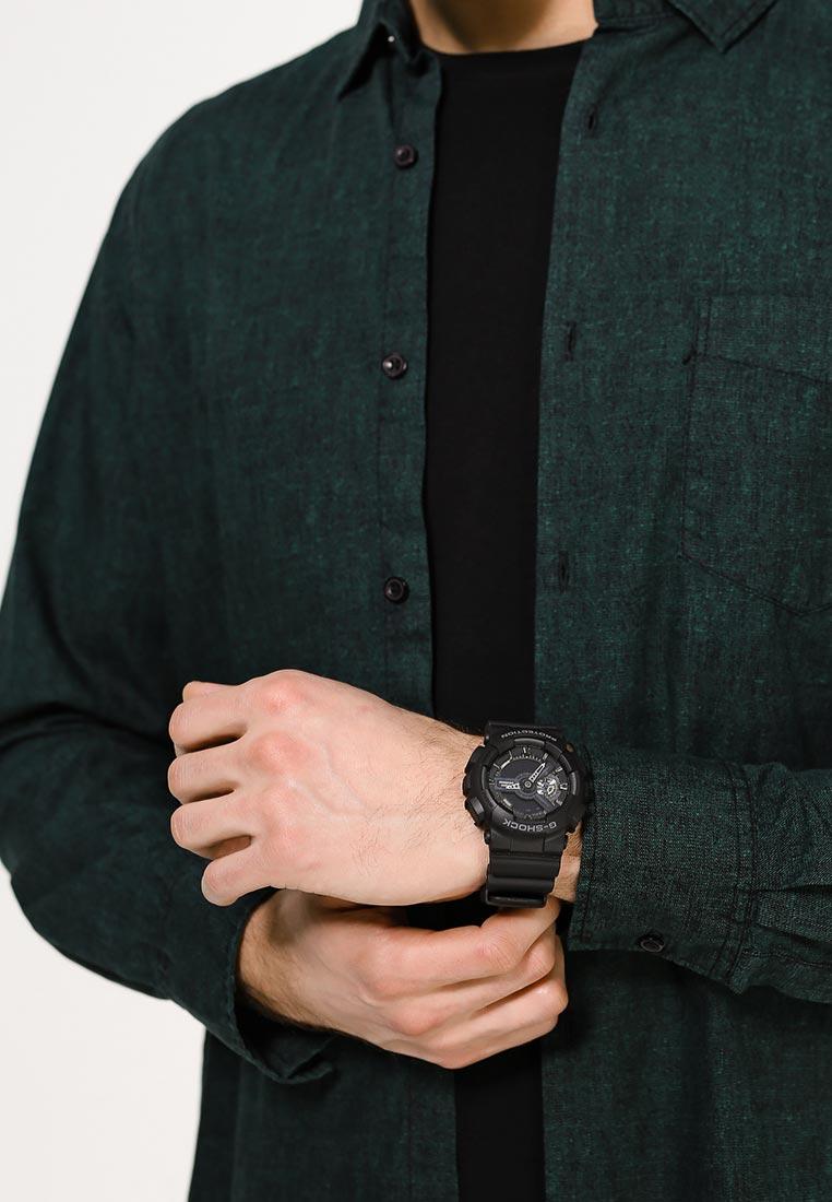 Мужские часы Casio GA-110-1B: изображение 10