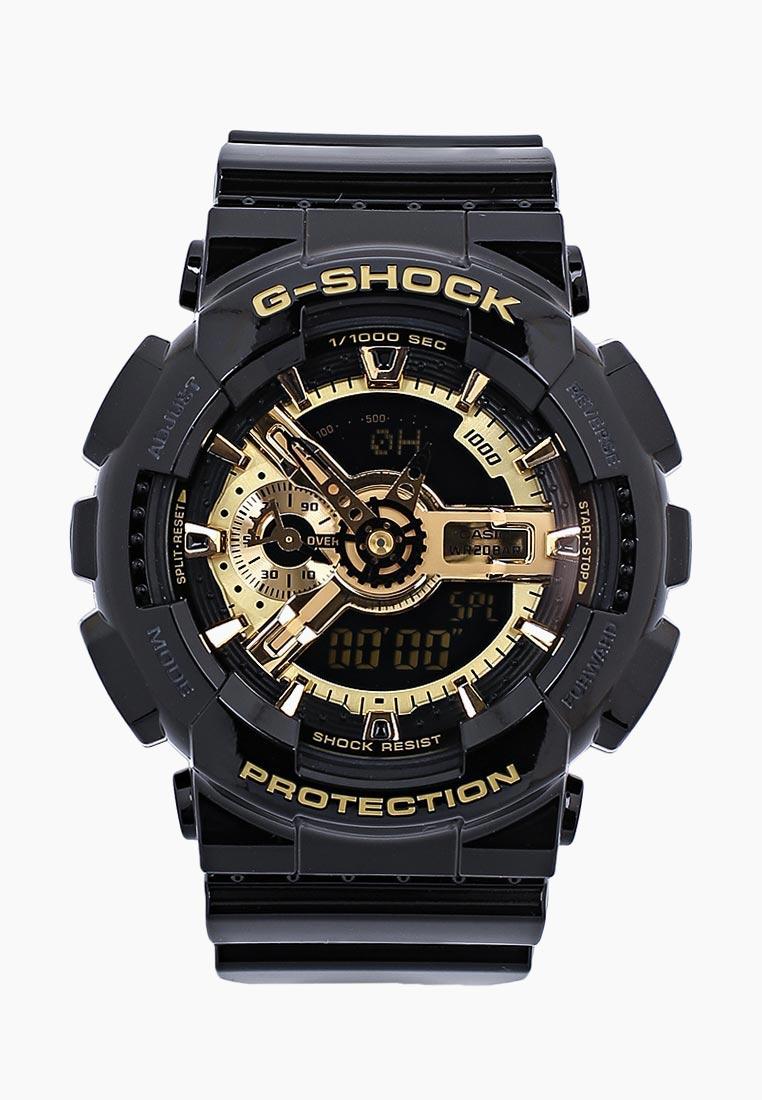 Мужские часы Casio GA-110GB-1A: изображение 7