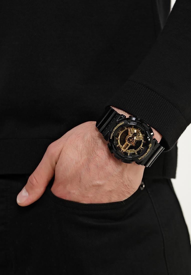 Мужские часы Casio GA-110GB-1A: изображение 9