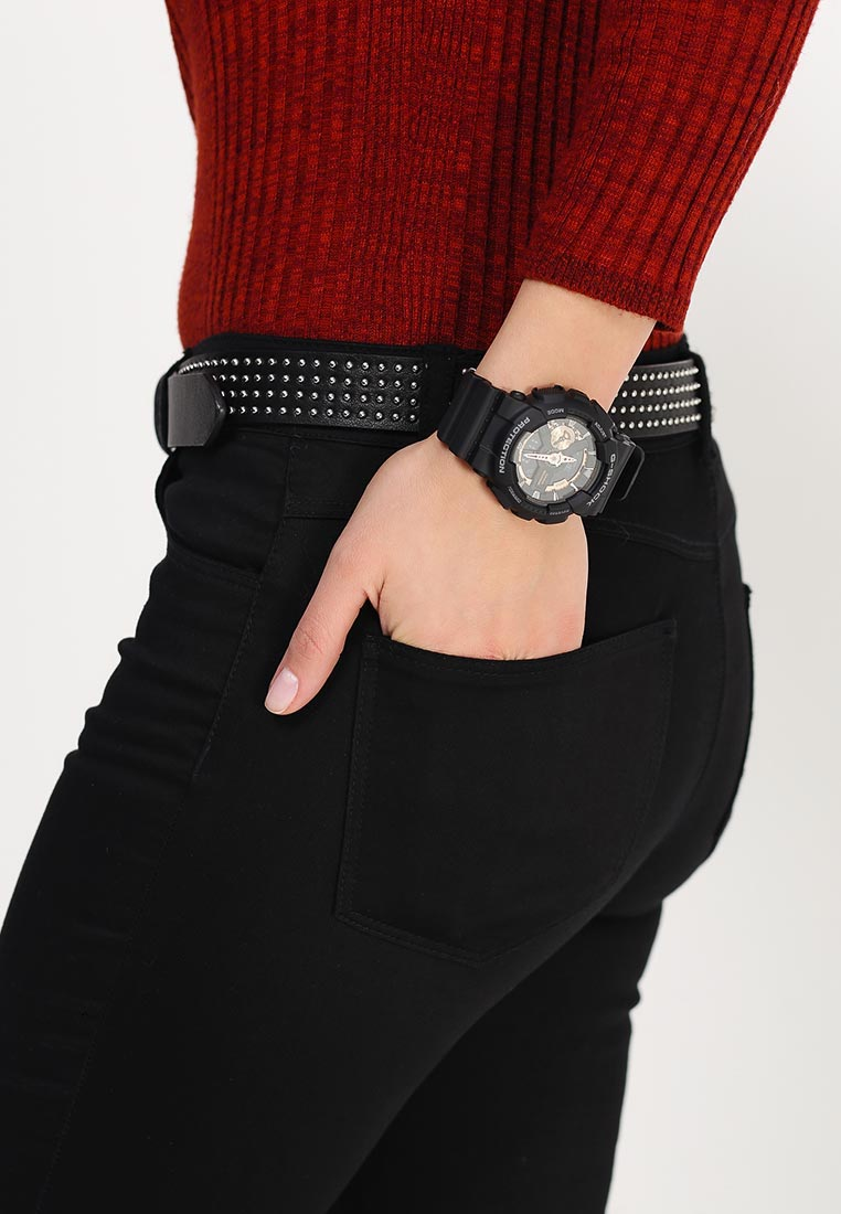 Часы Casio GA-110RG-1A: изображение 9