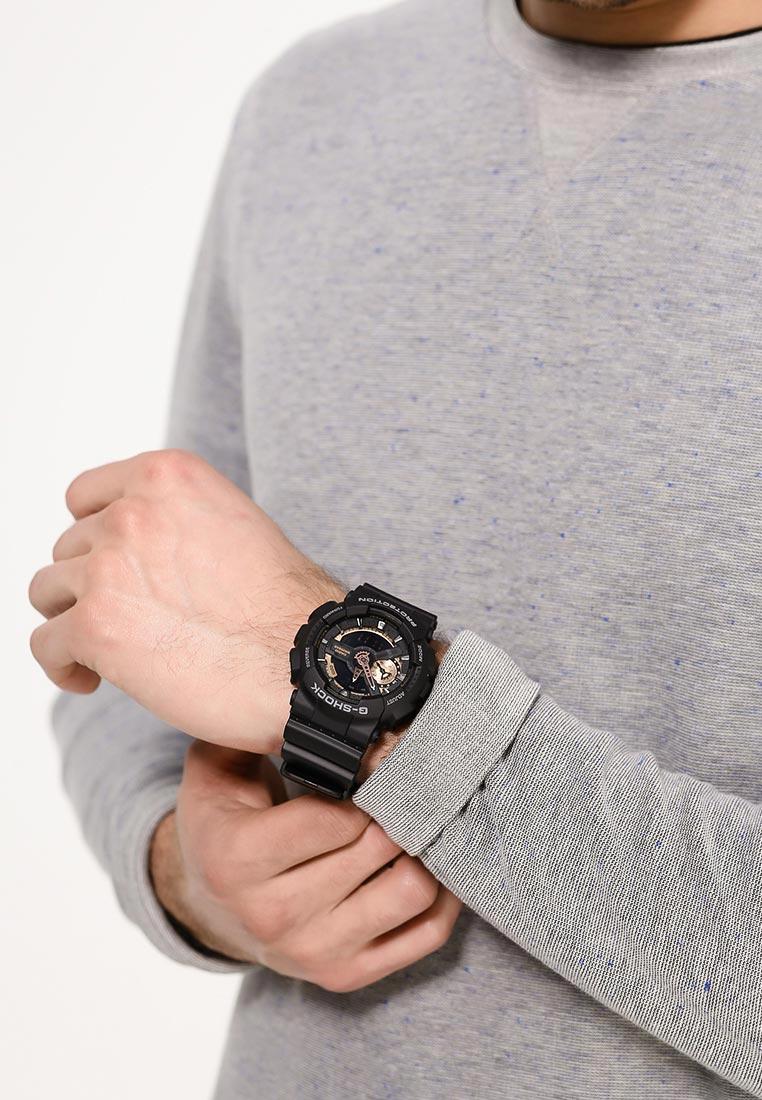 Часы Casio GA-110RG-1A: изображение 10