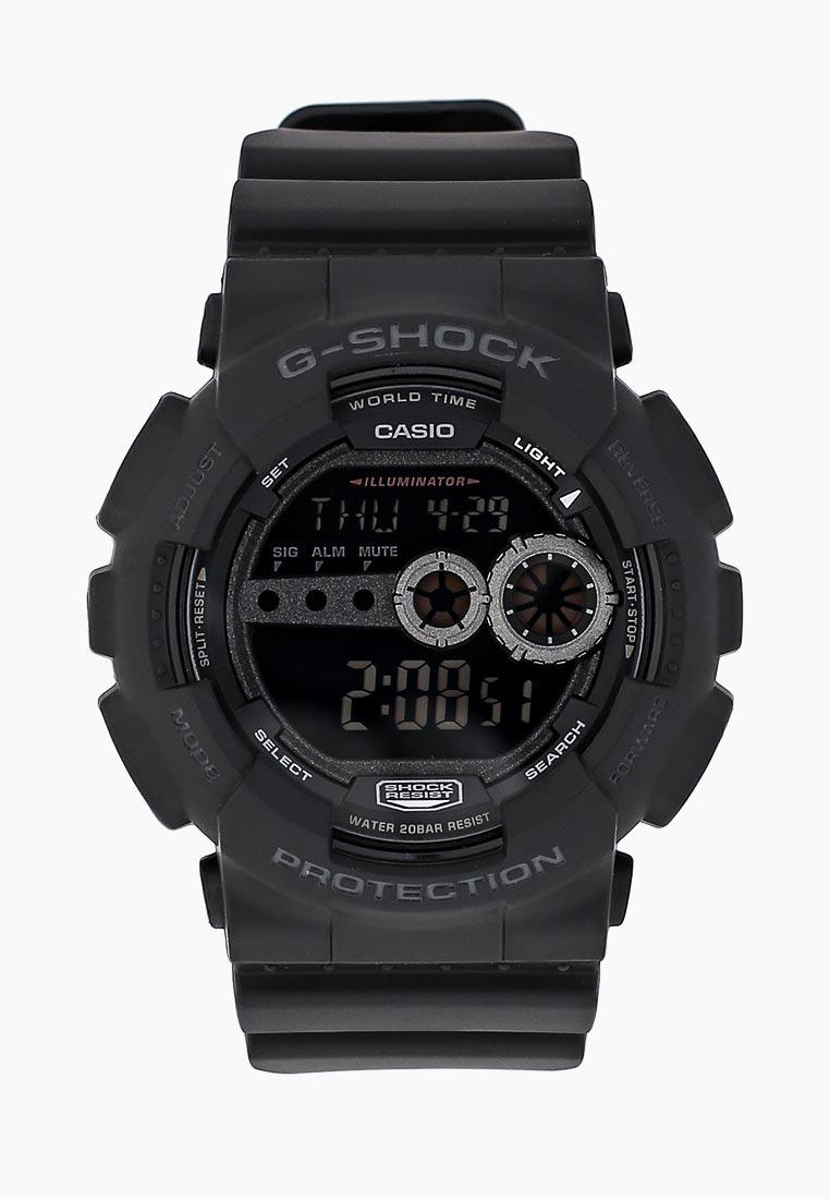 Мужские часы Casio GD-100-1B: изображение 9
