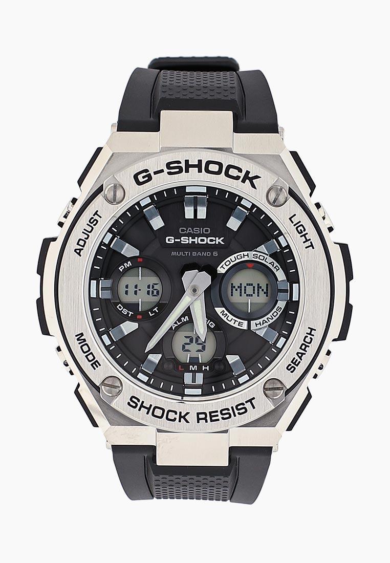 Мужские часы Casio GST-W110-1A: изображение 4