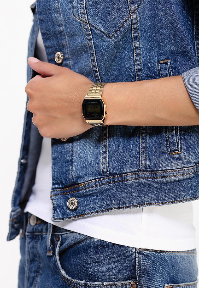Мужские часы Casio A-159WGEA-1E: изображение 8