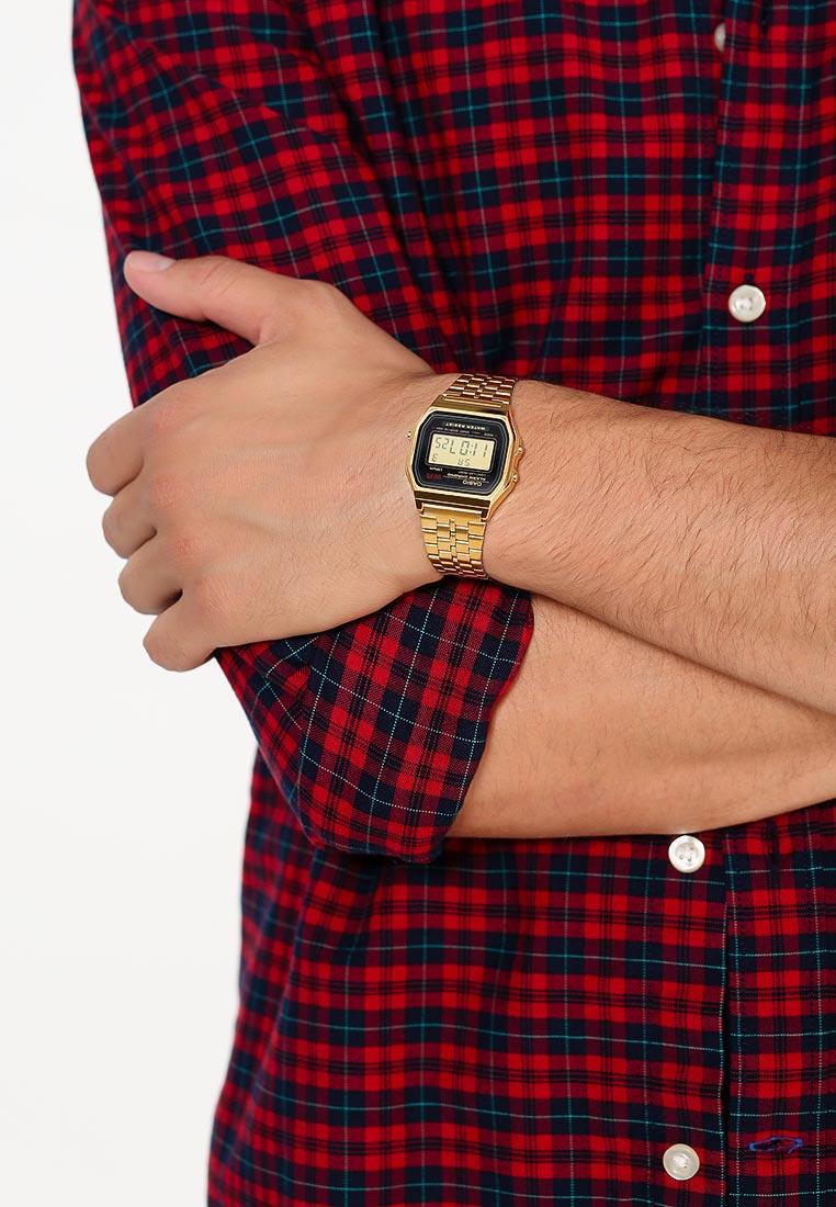 Мужские часы Casio A-159WGEA-1E: изображение 9