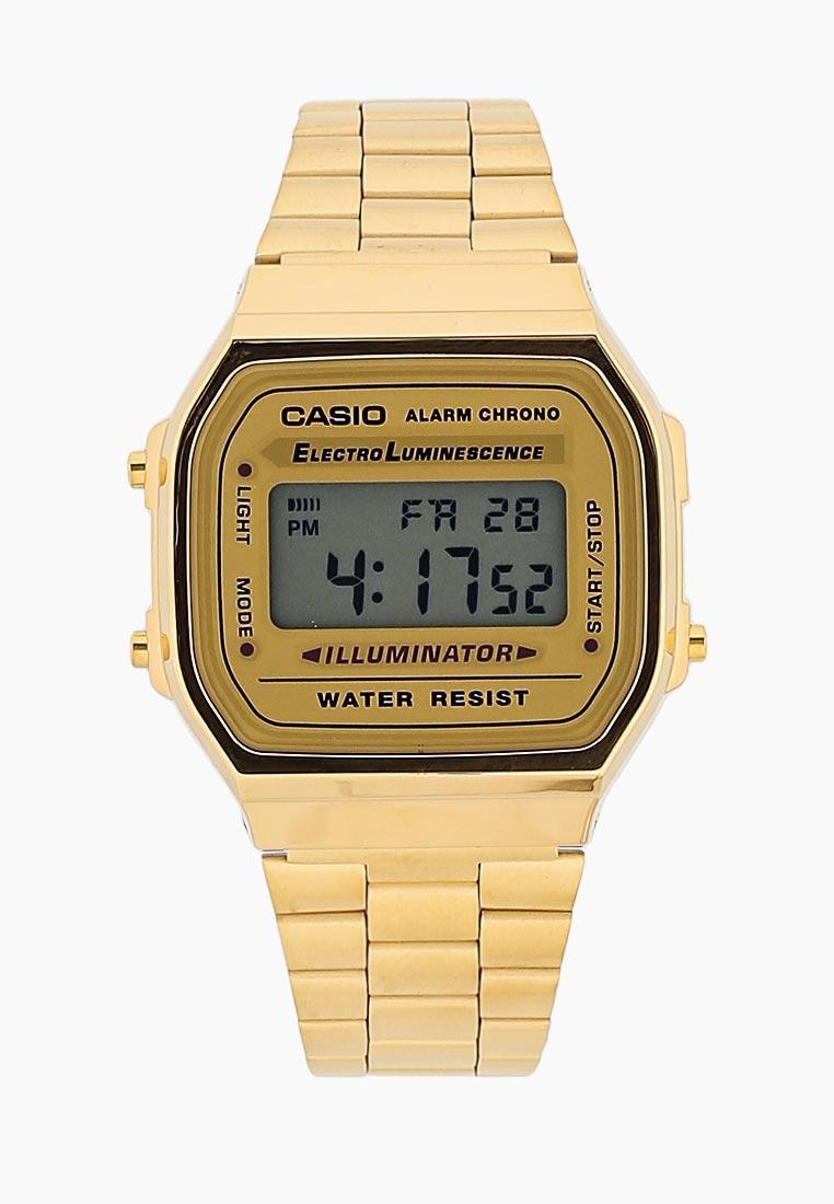 Мужские часы Casio A-168WG-9: изображение 8