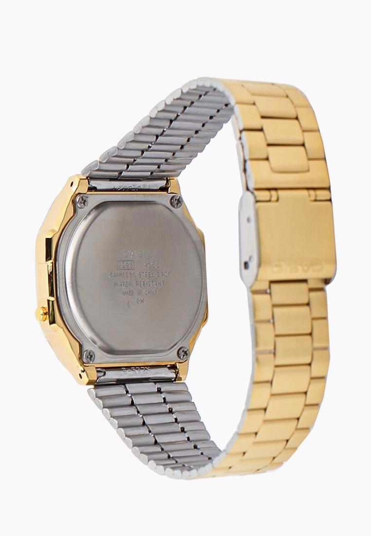 Мужские часы Casio A-168WG-9: изображение 9