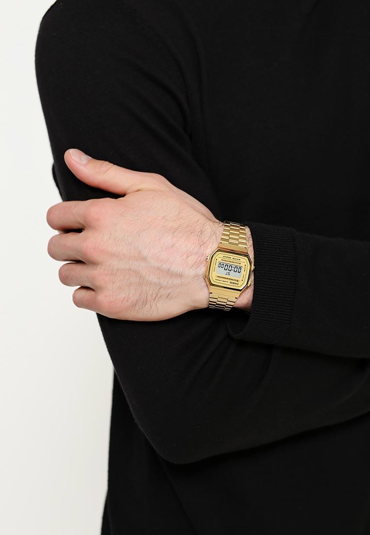 Мужские часы Casio A-168WG-9: изображение 10