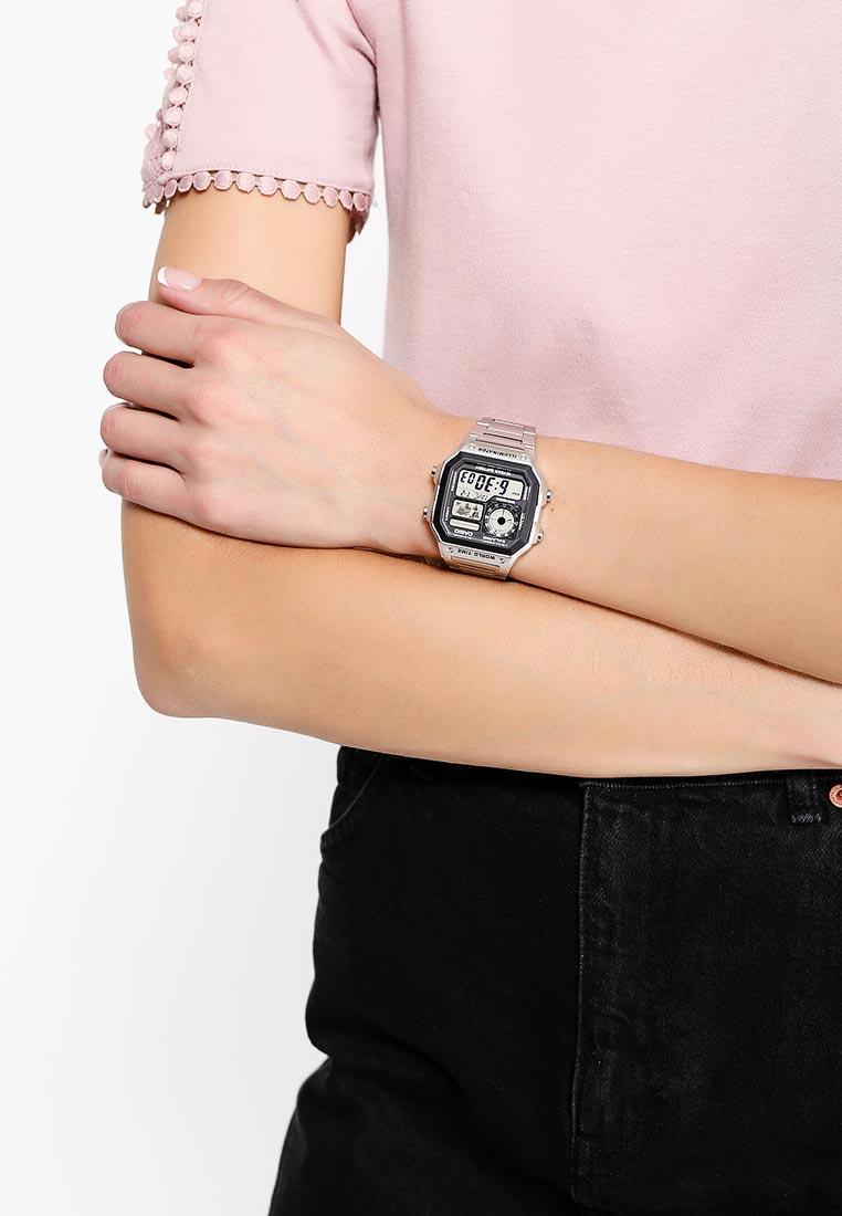 Мужские часы Casio AE-1200WHD-1A: изображение 9