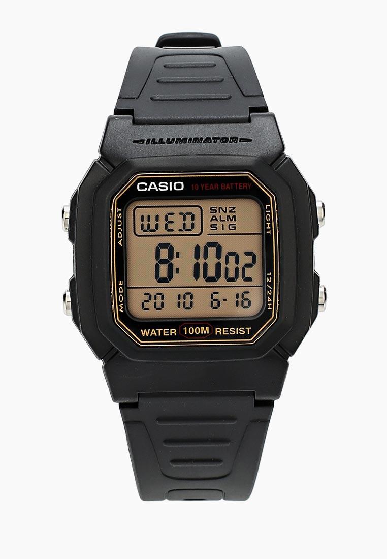 Часы Casio W-800HG-9A