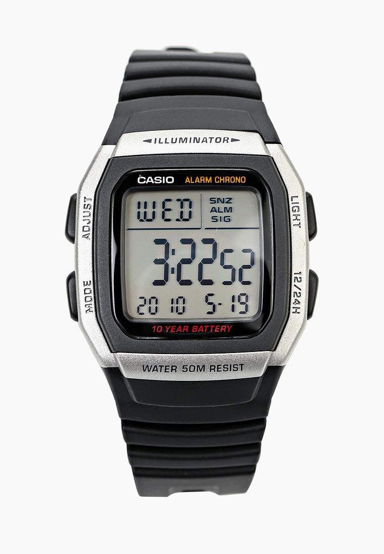 Часы Casio W-96H-1A: изображение 3