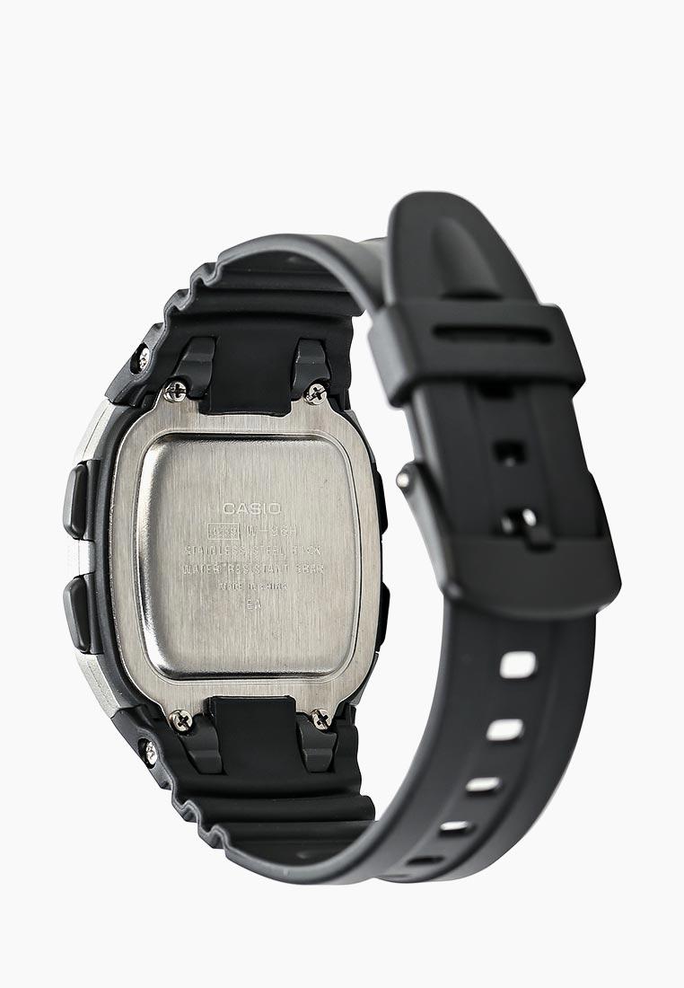 Часы Casio W-96H-1A: изображение 4
