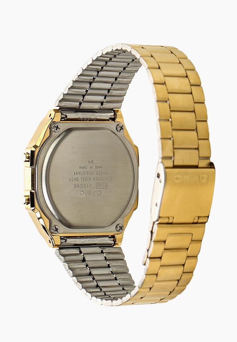 Мужские часы Casio A-168WEGC-3E: изображение 9
