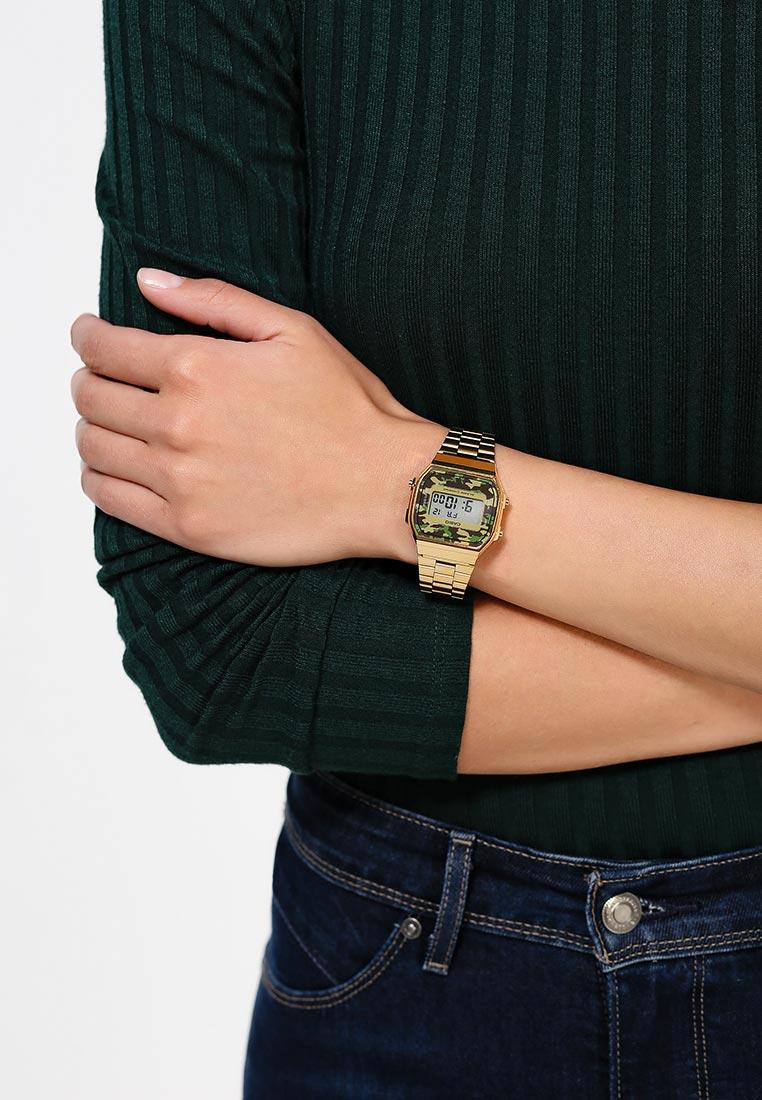 Мужские часы Casio A-168WEGC-3E: изображение 10
