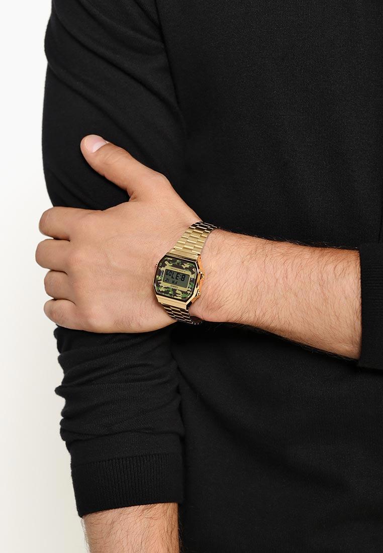 Мужские часы Casio A-168WEGC-3E: изображение 11