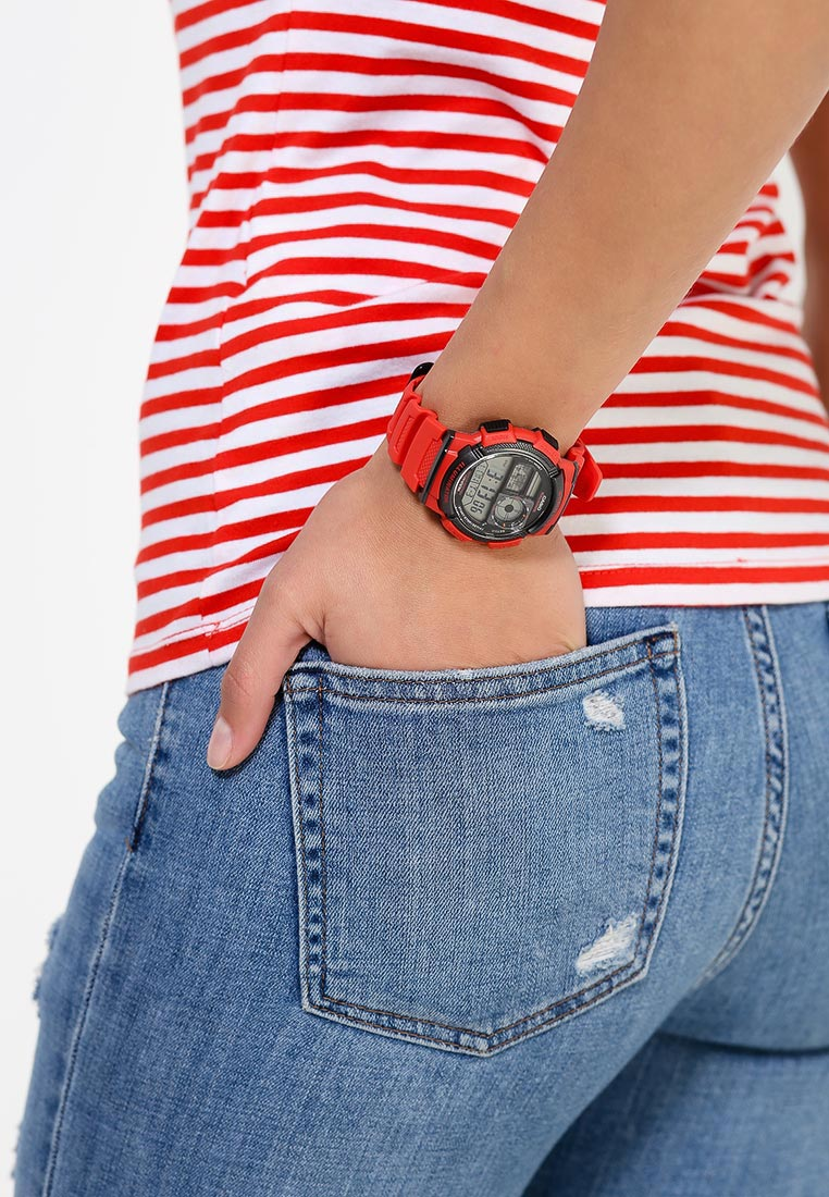 Мужские часы Casio AE-1000W-4A: изображение 8