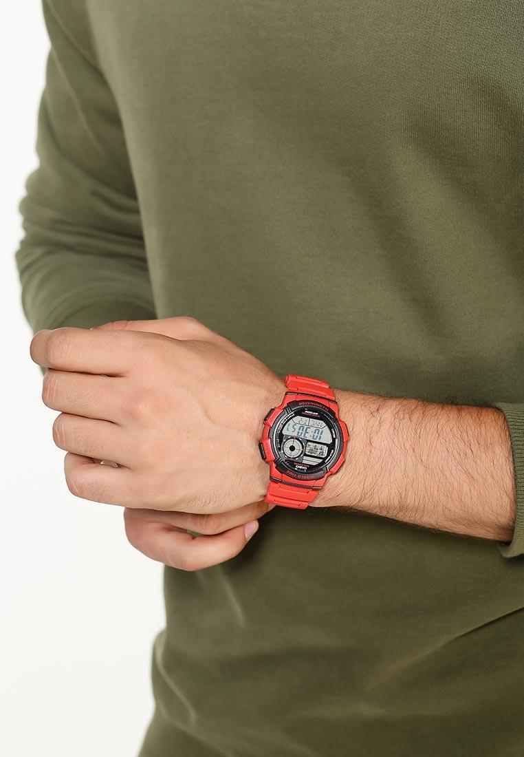 Мужские часы Casio AE-1000W-4A: изображение 9