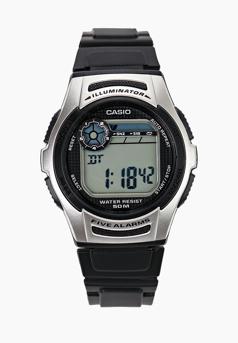 Мужские часы Casio W-213-1A: изображение 3