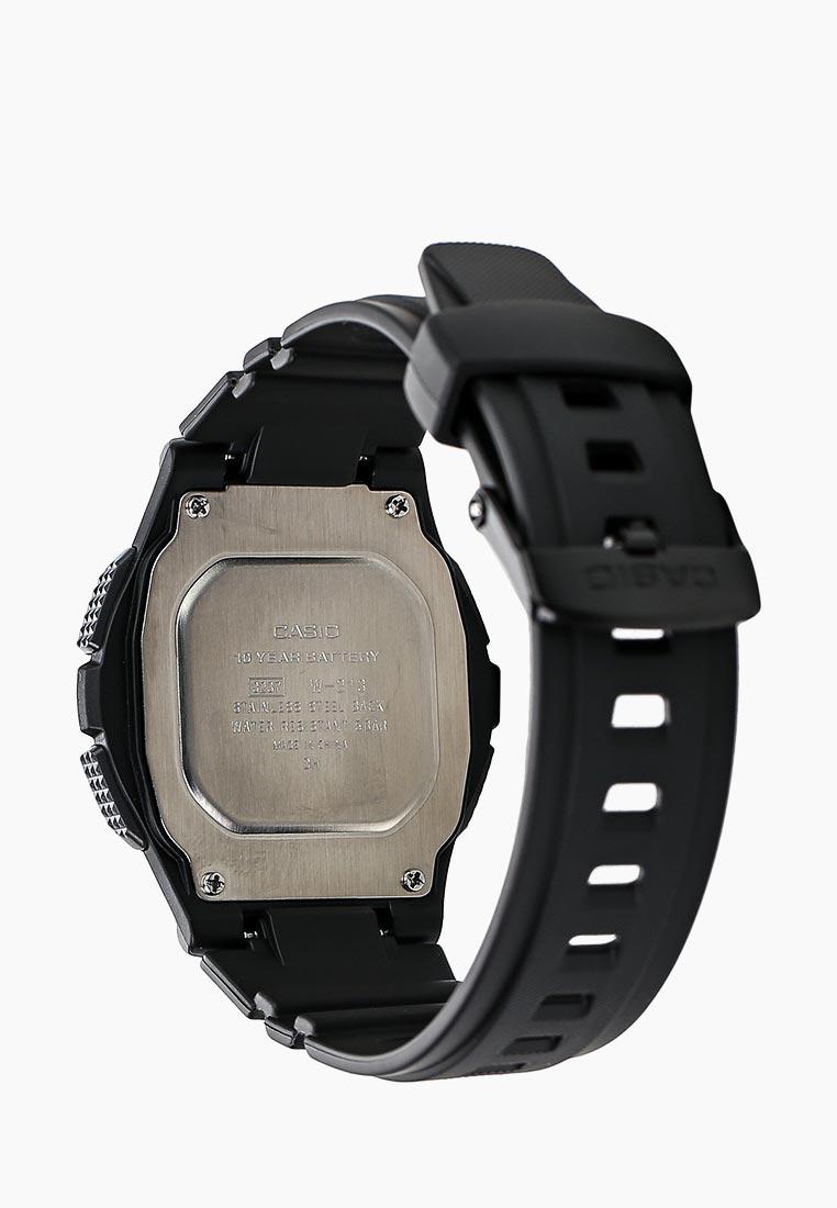 Мужские часы Casio W-213-1A: изображение 4