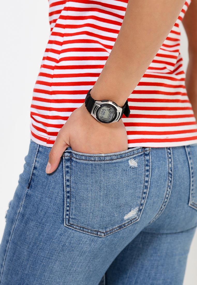 Мужские часы Casio W-213-1A: изображение 5