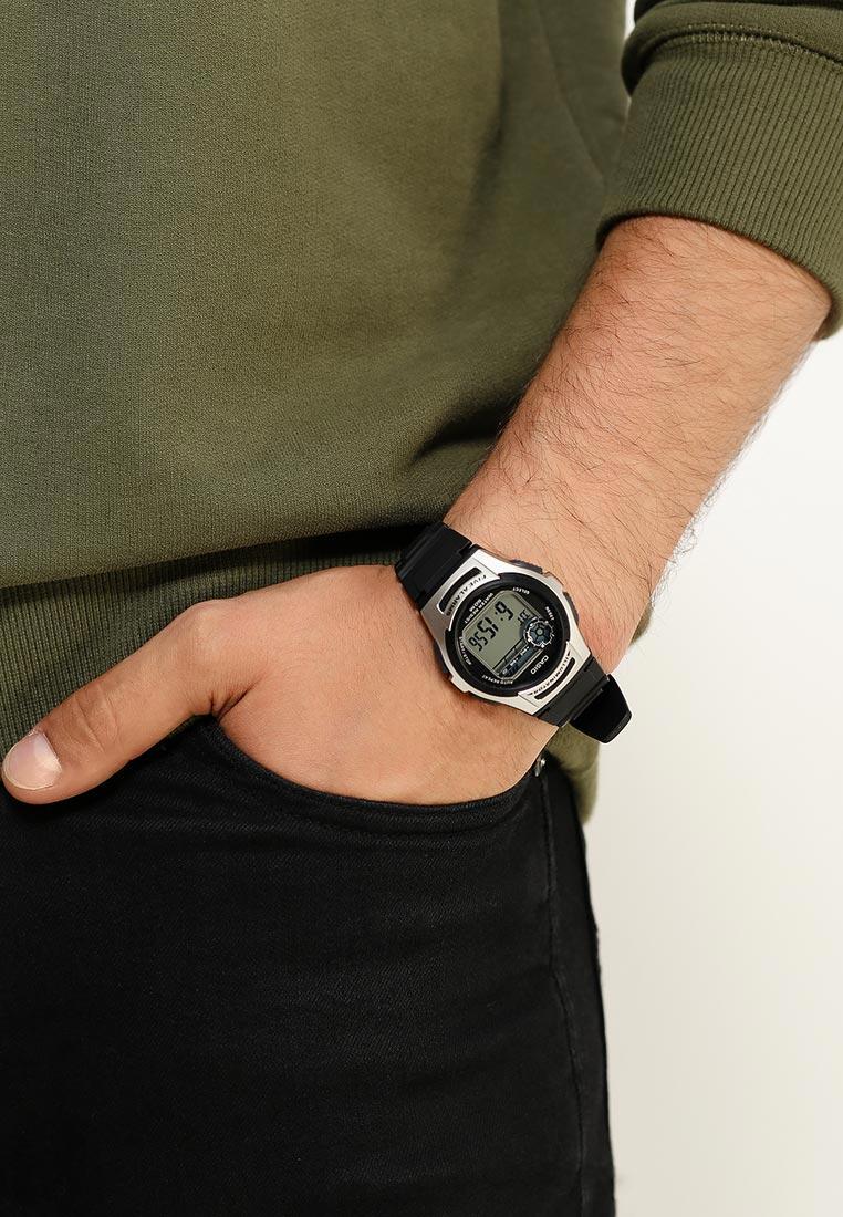 Мужские часы Casio W-213-1A: изображение 6