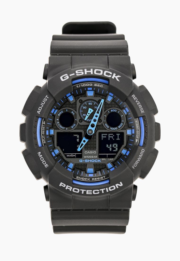 Мужские часы Casio GA-100-1A2: изображение 9