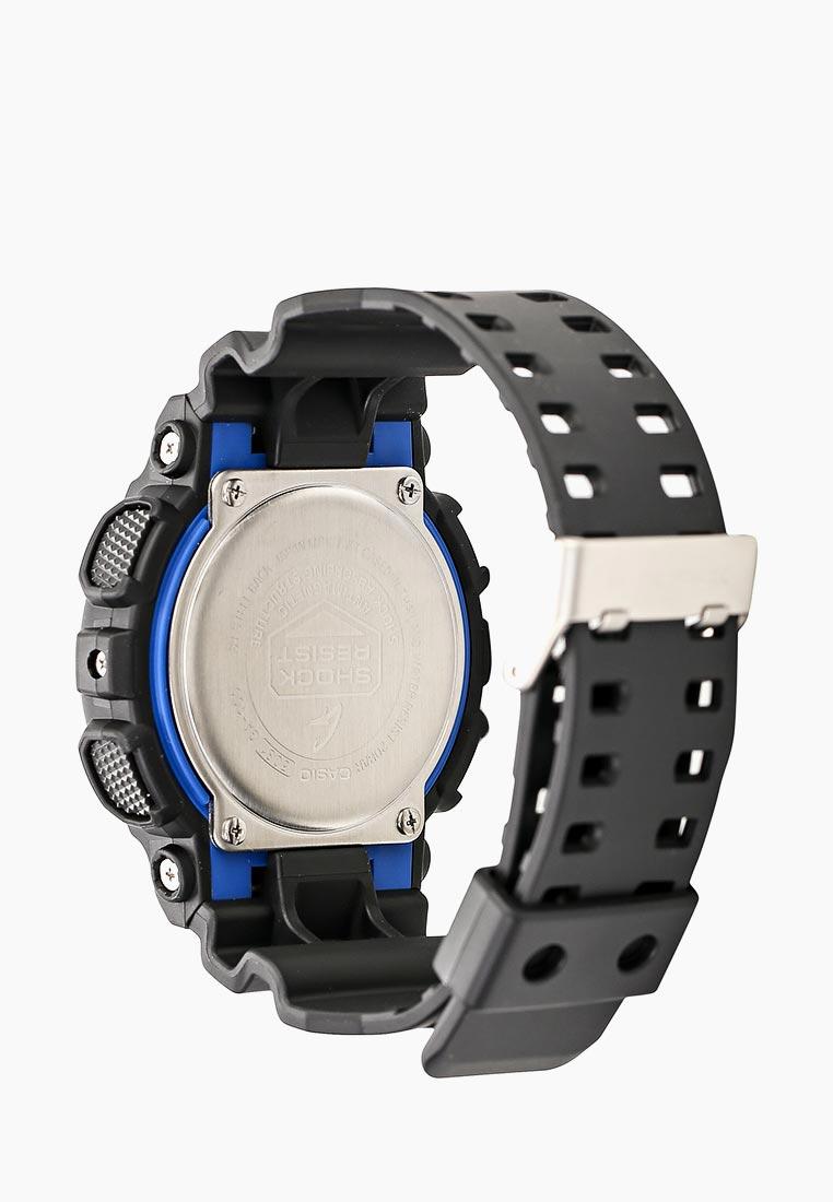 Мужские часы Casio GA-100-1A2: изображение 10