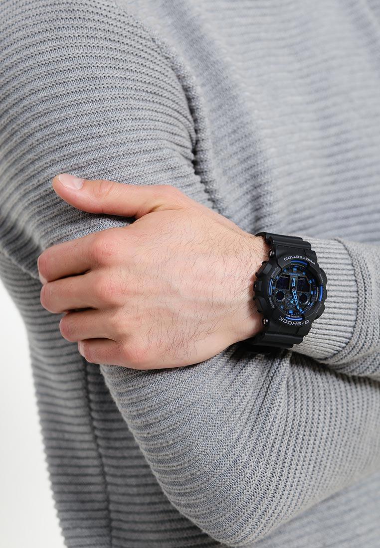 Мужские часы Casio GA-100-1A2: изображение 11