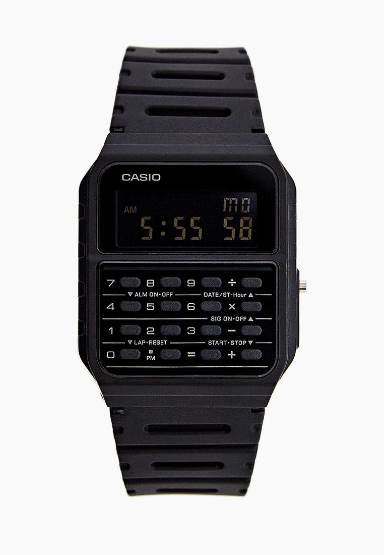 Мужские часы Casio CA-53WF-1BEF