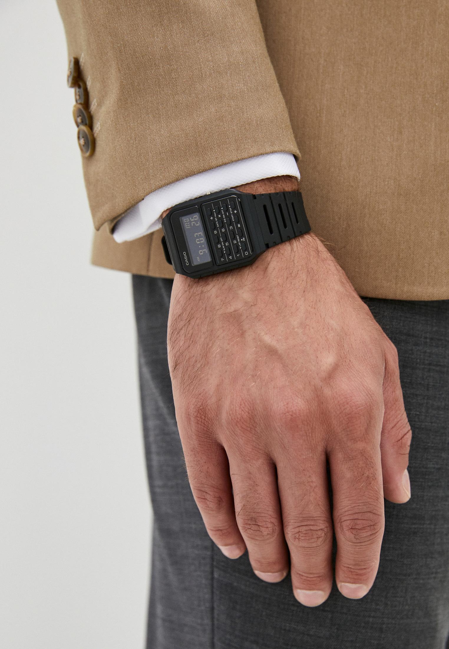 Мужские часы Casio CA-53WF-1BEF: изображение 4