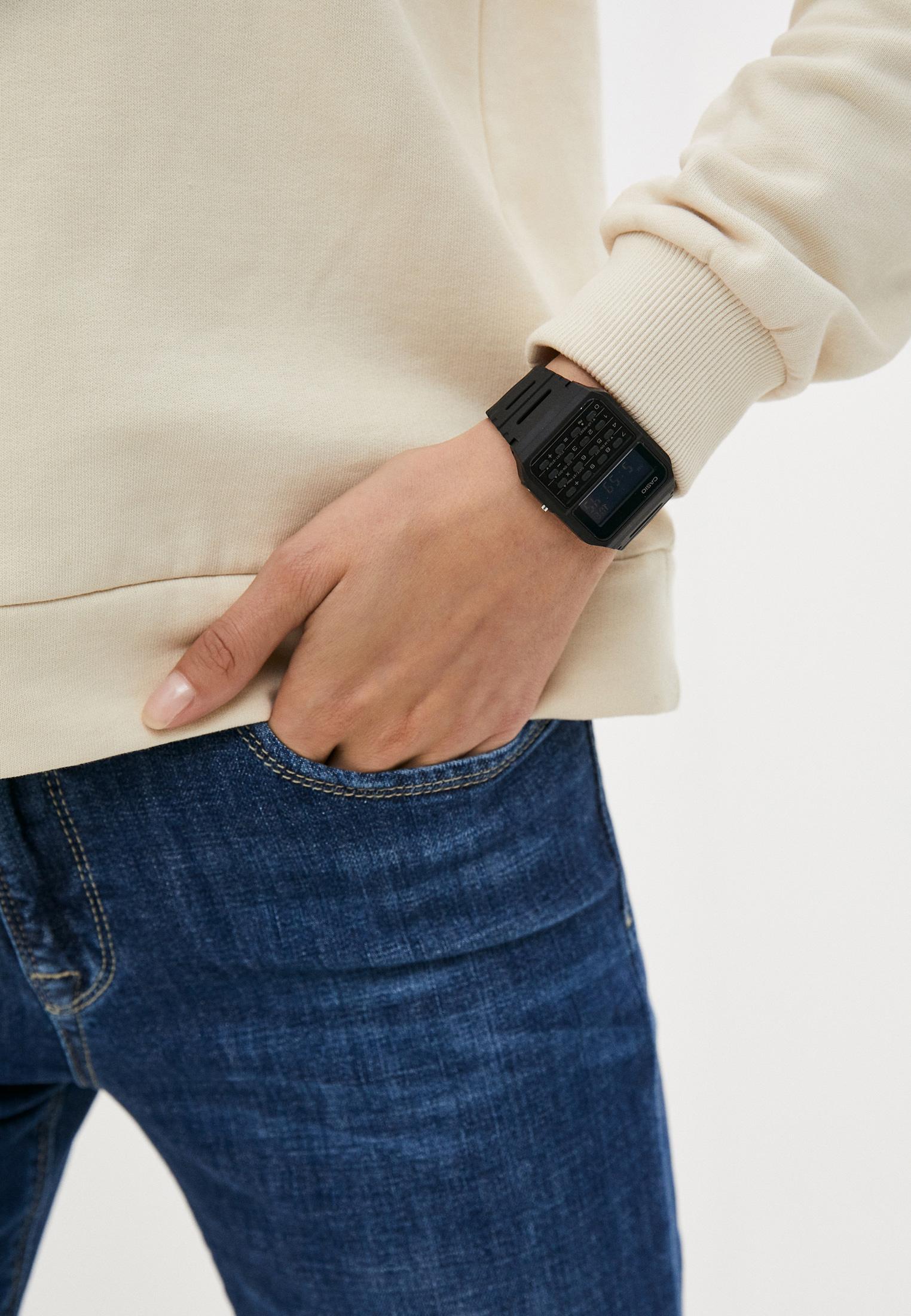 Мужские часы Casio CA-53WF-1BEF: изображение 5
