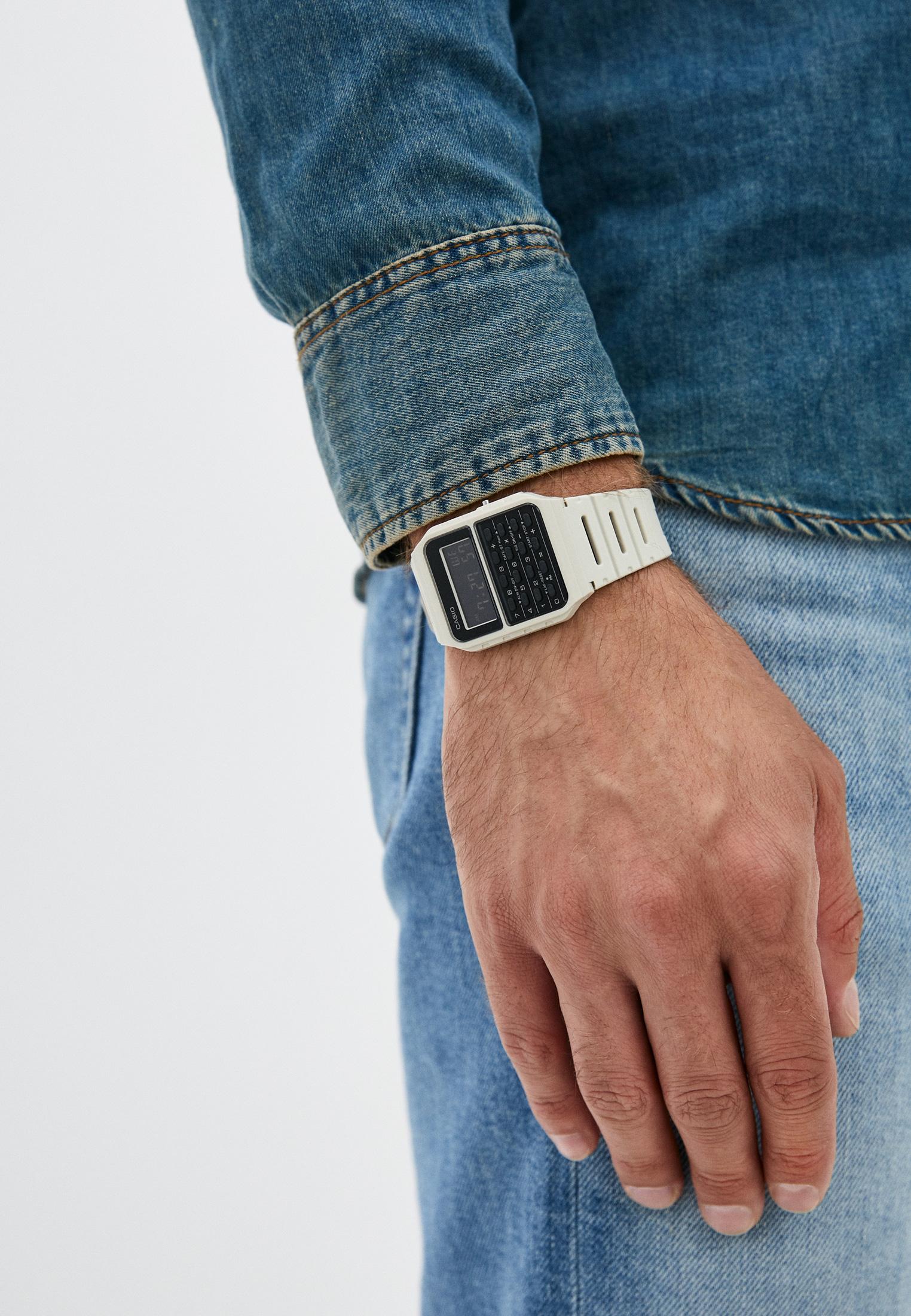 Мужские часы Casio CA-53WF-8BEF: изображение 4