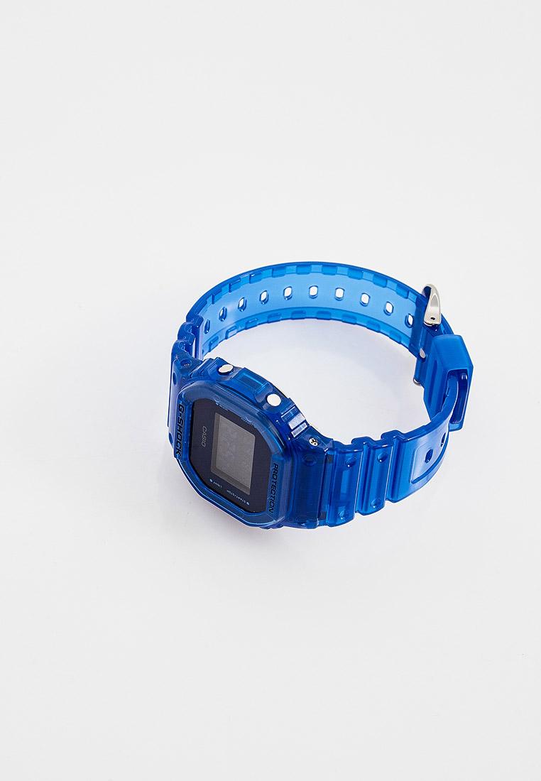 Мужские часы Casio DW-5600SB-2ER: изображение 3
