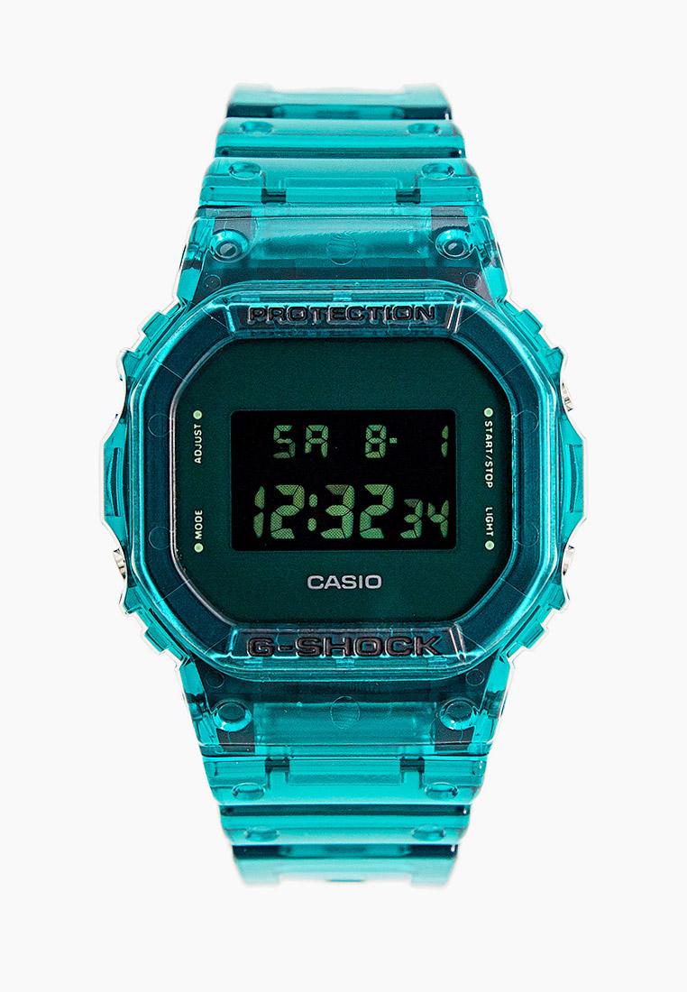 Мужские часы Casio DW-5600SB-3ER: изображение 1