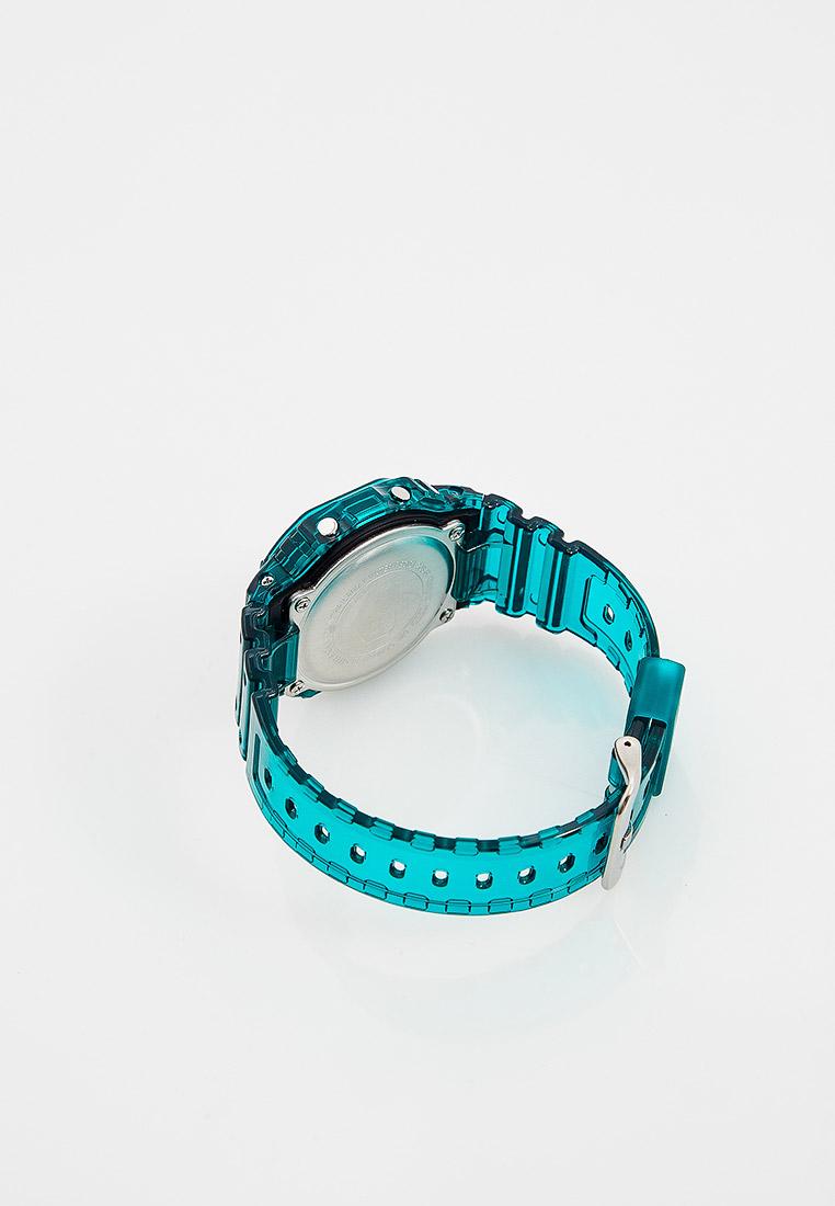 Мужские часы Casio DW-5600SB-3ER: изображение 2
