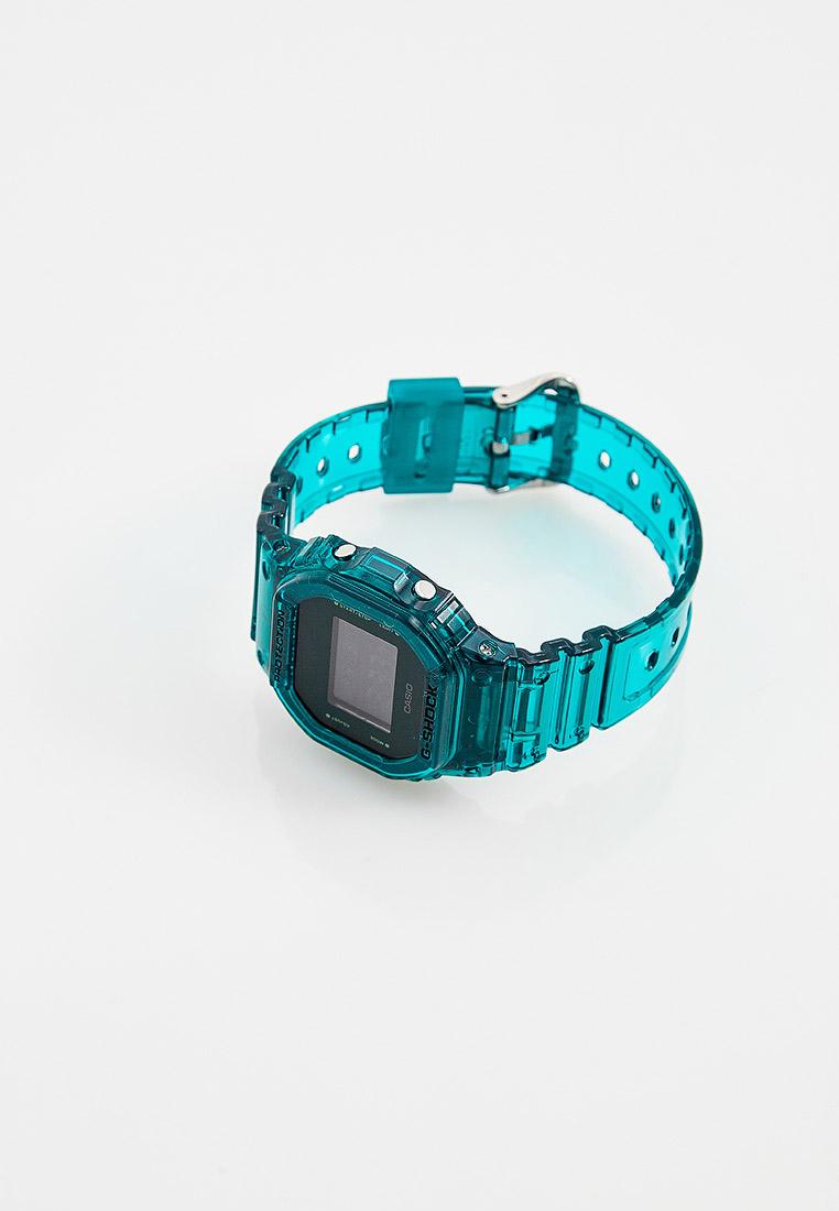 Мужские часы Casio DW-5600SB-3ER: изображение 3