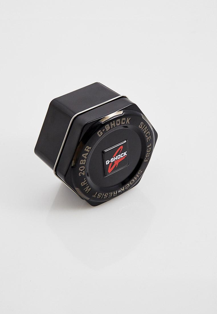 Мужские часы Casio DW-5600SB-3ER: изображение 4