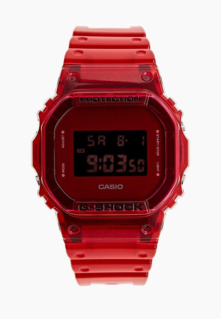 Мужские часы Casio DW-5600SB-4ER: изображение 1