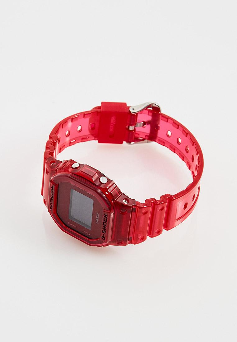 Мужские часы Casio DW-5600SB-4ER: изображение 3