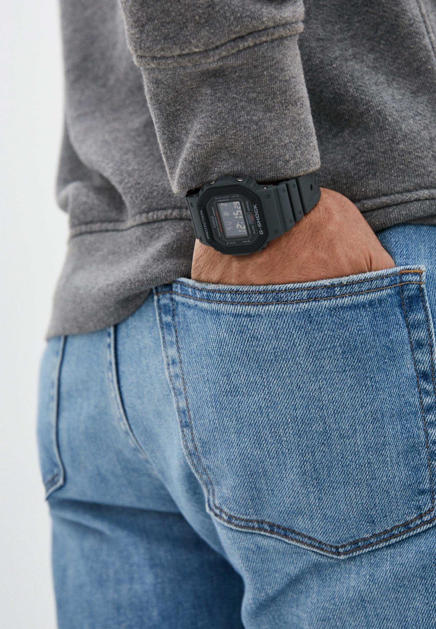 Мужские часы Casio DW-5610SU-8ER: изображение 5