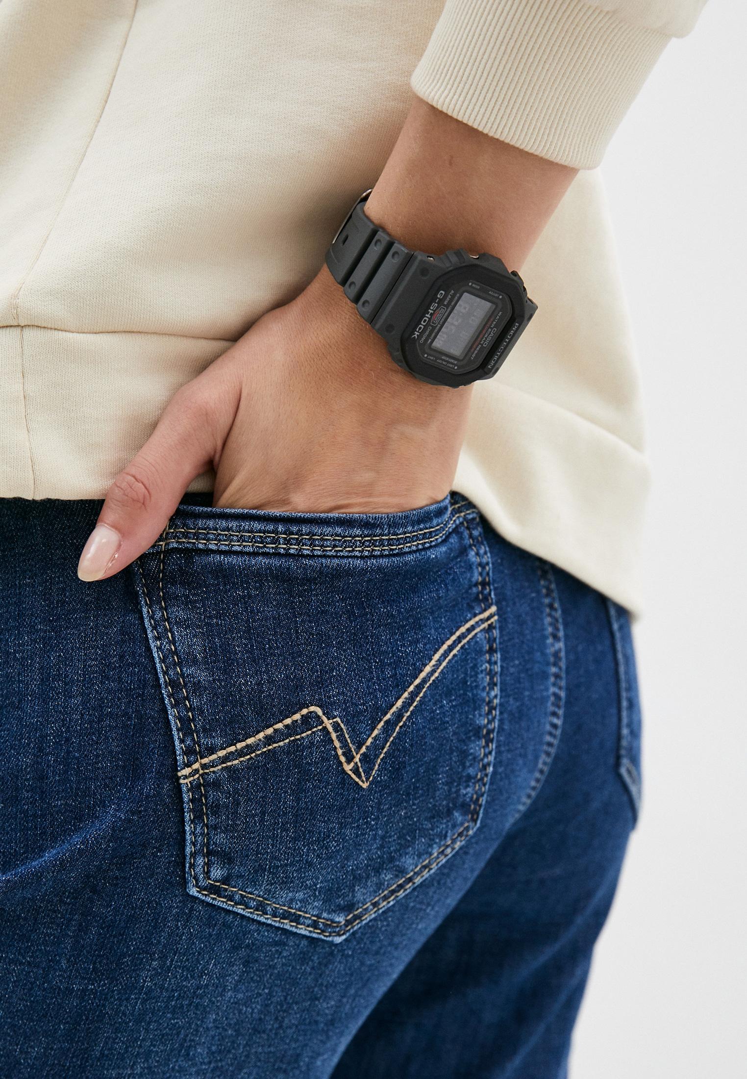 Мужские часы Casio DW-5610SU-8ER: изображение 6