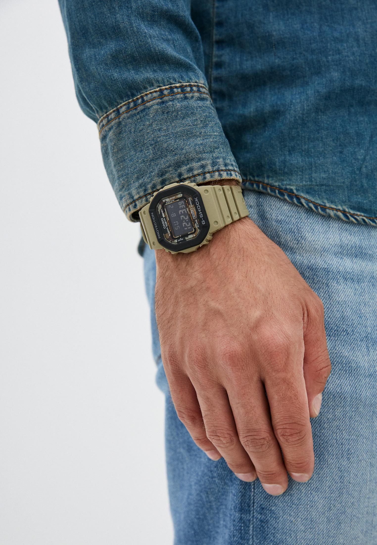 Мужские часы Casio DW-5610SUS-5ER: изображение 6