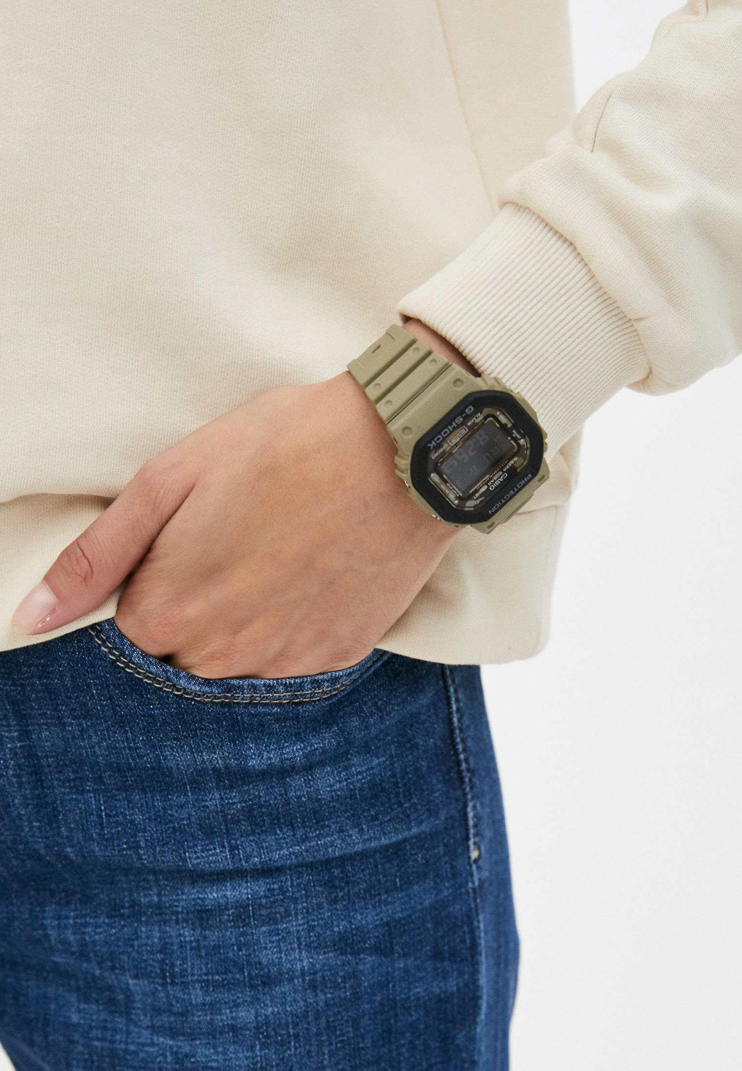 Мужские часы Casio DW-5610SUS-5ER: изображение 7