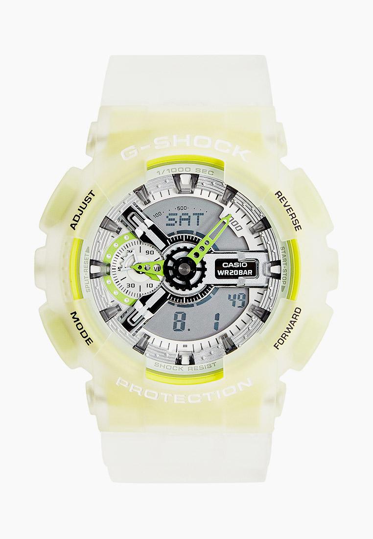 Мужские часы Casio GA-110LS-7AER