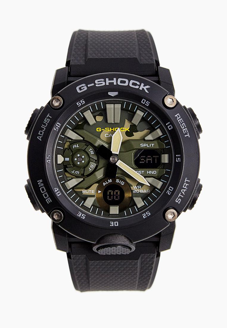 Мужские часы Casio GA-2000SU-1AER: изображение 1