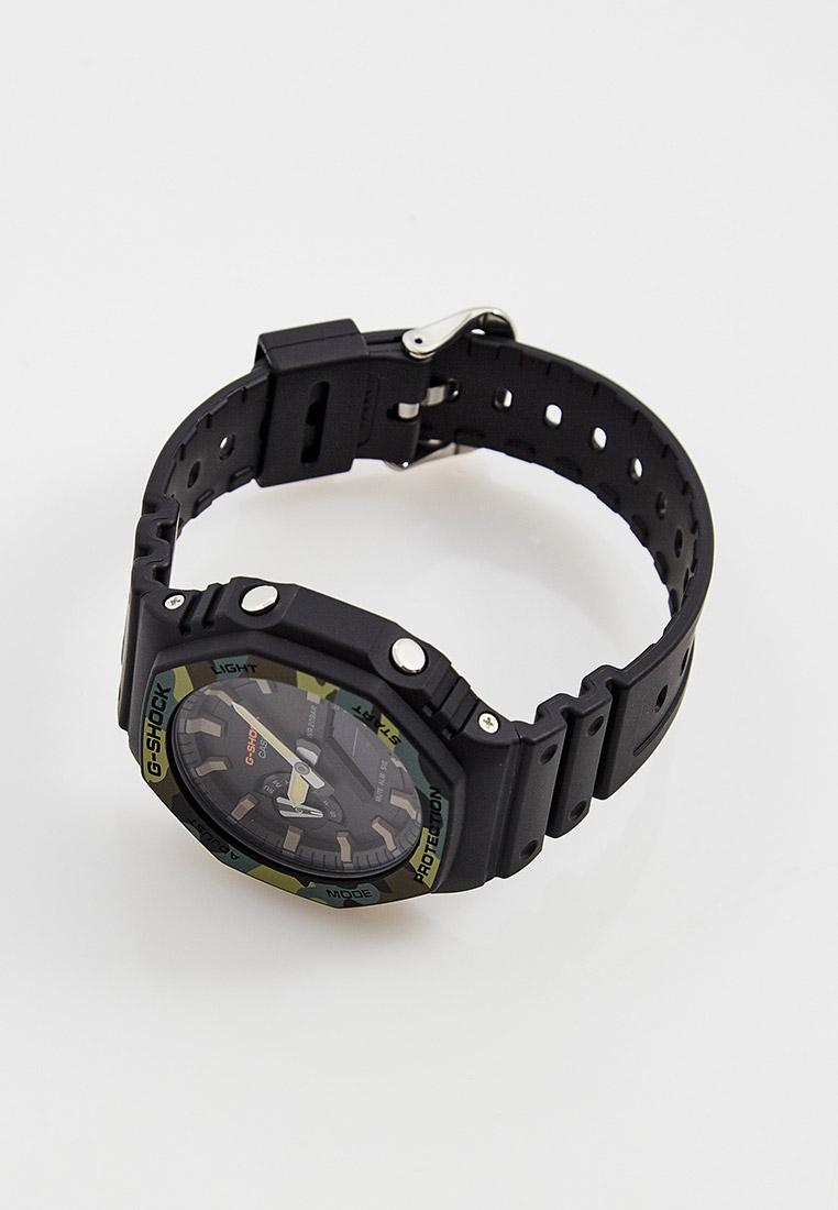 Мужские часы Casio GA-2100SU-1AER: изображение 3